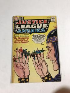 Justice League Of America  Jla 10 3.0 Gd/vg Good / Very Good 1st Felix Faust Dc