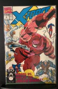 X-Force () #3 (1992)