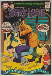Jerry Lewis, the Adventures of #106 (Jun-68) FN/VF+ Mid-High-Grade Jerry Lewis