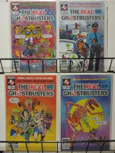 REAL GHOSTBUSTERS (1991 N) 1-4  'As Seen On TV!'