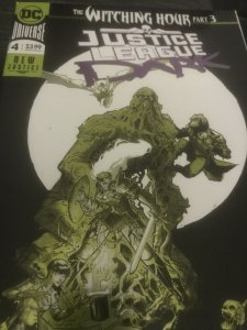 DC Justice League Dark #4 Mint