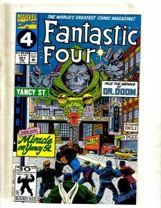 12 Fantastic Four Comics #361 362 363 364 365 366 367 368 369 370 371 372 GK17