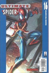 Ultimate Spider-Man #16 (Feb 2002) - Kraven the Hunter, Doc Ock, S.H.I.E.L.D.