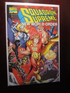 Squadron Supreme New World Order #1 - 7.0 - 1998