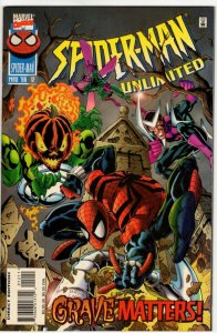 SPIDER-MAN UNLIMITED #12 (VF/NM) 1¢ Auction! No Resv!