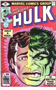 Incredible Hulk #241 (Nov-79) VF/NM High-Grade Hulk