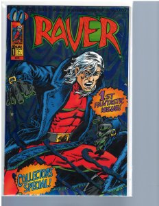 Raver #1 (1993) NM
