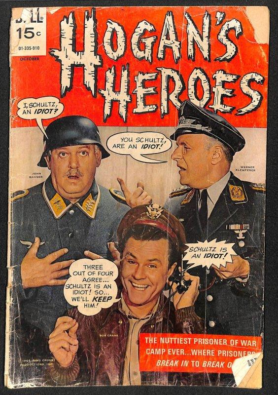 Hogan's Heroes #9 (1967)