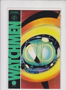 WATCHMEN 1'st PRINT #7  1987   NM/NM+   ALAN MOORE