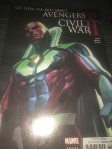 Marvel Avengers #13 Civil War II Mint