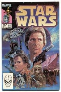 Star Wars #81 1984- Marvel Comics NM