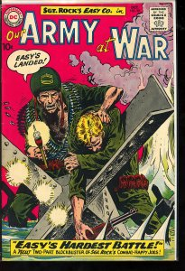 Our Army at War #99 (1960)