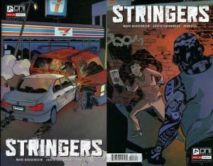 Stringers #3 VF/NM; Oni   save on shipping - details inside