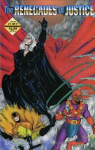 Renegades of Justice #1, VF+ (Stock photo)