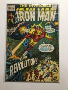 Iron Man 29 Very Good/Fine 5.0 Marvel