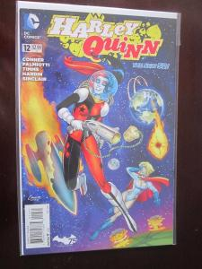 Harley Quinn (2013) #12C - VF - 2015 - 1:25 Variant
