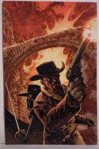 Django/Zorro #2 Virgin Variant