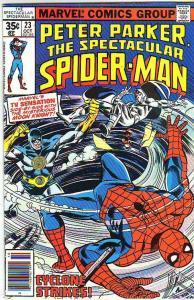 Spider-Man, Peter Parker Spectacular #23 (Oct-78) VF High-Grade Spider-Man