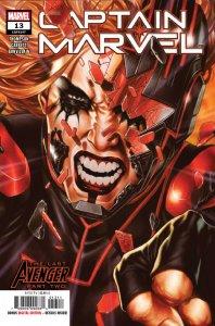 Captain Marvel #13 (Marvel, 2020) NM