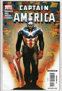 Captain America #50 (Jul-09) NM- High-Grade Captain America aka Bucky Barnes