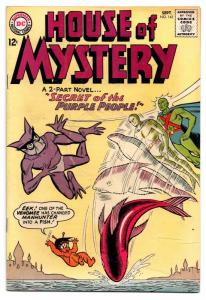 House of Mystery #145 (Sep 1964, DC) - Very Good