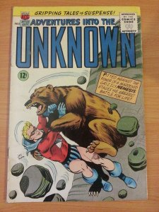 Adventures into the Unknown #159 ~ FINE FN ~ 1965 ACG Comics
