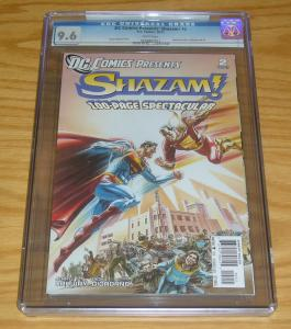 DC Comics Presents: Shazam! 100-Page Spectacular #2 CGC 9.6 captain marvel
