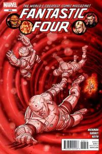 Fantastic Four (2012 series) #606, NM (Stock photo)