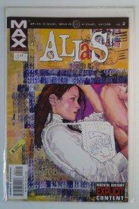 Alias #2 (2001) Marvel 9.4 NM Comic Book