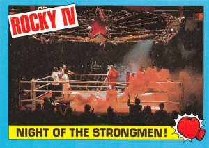 1985 Topps Rocky IV #36 Night Of The Strongmen! > Ivan Drago