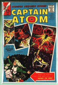 Strange Suspense Stories #76 (1965)