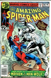 AMAZING SPIDER-MAN #190-1979-MARVEL VF/NM