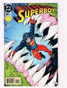 Superboy # 10 VF/NM DC Comic Books Justice League Superman Supergirl Batman SW11