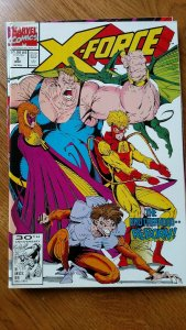 X-Force #5 (Marvel, 1991) Condition: NM+