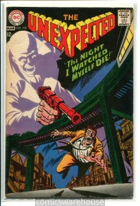 UNEXPECTED (1968 DC) #105 FN+ -04983