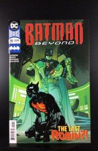 Batman Beyond #29 (2019)