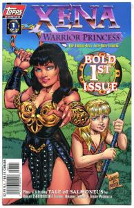 XENA  WARRIOR PRINCESS #1, NM, Amanda Conner, Lucy Lawless, 1997, more in store