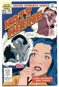 Katy Keene #8 1985- Archie Romance comic VF/NM