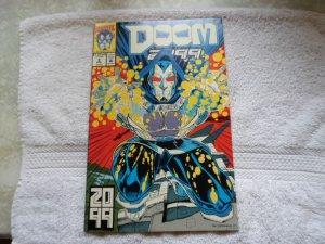 1993 MARVEL COMICS DOOM 2099 # 2