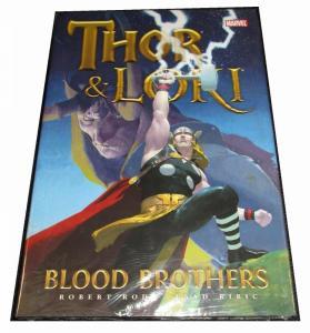Thor & Loki Blood Brothers Hardcover Graphic Novel (Marvel) New/Sealed!