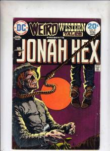Weird Western Tales #21 (Mar-73) VG/FN Mid-Grade Jonah Hex