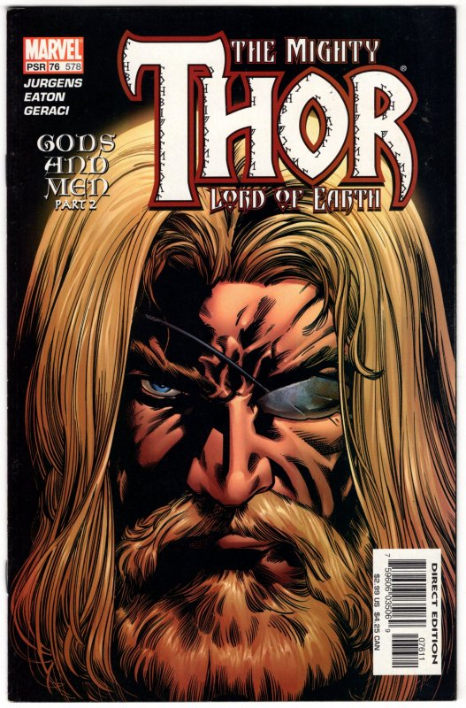 THOR #76 (VF-) No Resv! 1¢ Auction! See More!!!