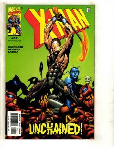 Lot Of 12 X-Man Marvel Comics # 51 52 53 54 55 56 57 58 59 60 61 62 X-Men EK10