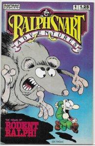 Ralph Snart Adventures   vol. 2   # 1 VG