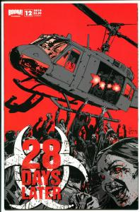 28 DAYS LATER 12, NM, Zombies, Horror, Walking Dead,1st, 2009,more in store  (a)
