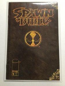 Spawn Bible 1 Near Mint- Nm- 9.2 Image
