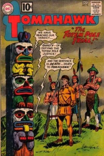 Tomahawk #76, Good (Stock photo)