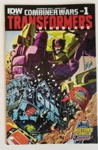 Transformers Combiner Wars Windblade #1 Midtown Comics Variant 9.4 NM