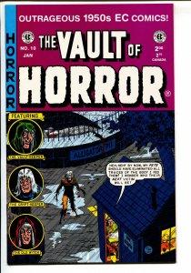 Vault Of Horror-#10-1995-Gemstone-EC reprint