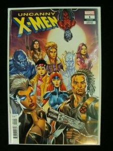 Uncanny X-Men #1 Variant Rob Liefeld Cover Marvel Comics